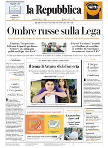 la Repubblica – 11 luglio 2019