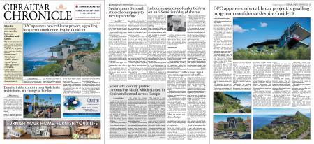 Gibraltar Chronicle – 30 October 2020