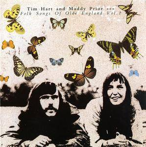Tim Hart and Maddy Prior - Folk Songs of Olde England, Vol. 1 (1968) Reissue 1991
