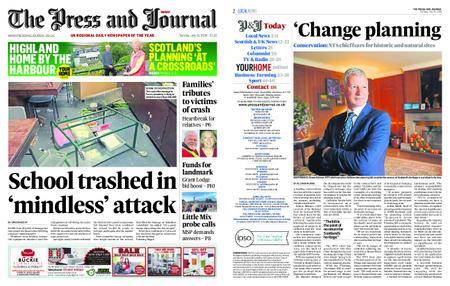 The Press and Journal Moray – July 31, 2018