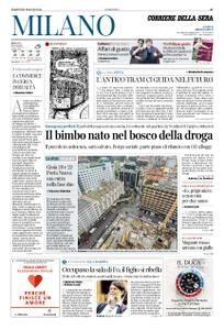 Corriere della Sera Milano – 21 maggio 2019