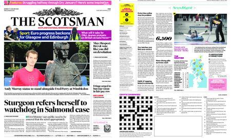 The Scotsman – January 14, 2019