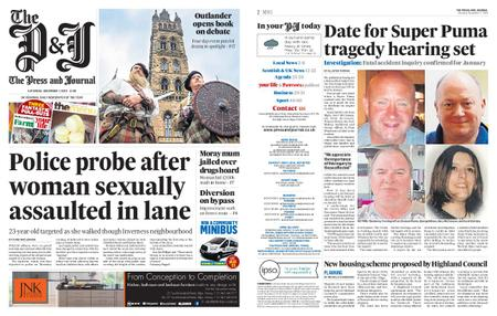 The Press and Journal Moray – December 07, 2019