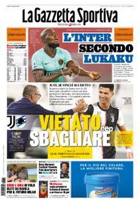 La Gazzetta dello Sport Roma – 26 luglio 2020
