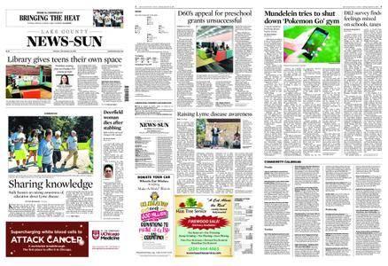 Lake County News-Sun – September 24, 2018