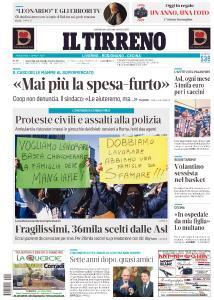 Il Tirreno Livorno - 7 Aprile 2021