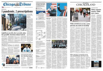 Chicago Tribune – October 31, 2020