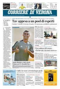 Corriere di Verona - 1 Agosto 2018