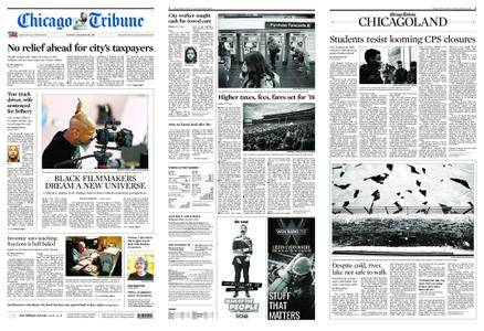 Chicago Tribune – December 30, 2017
