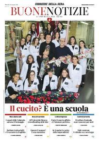 Corriere della Sera Buone Notizie – 15 gennaio 2019