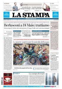La Stampa Imperia e Sanremo - 22 Marzo 2018