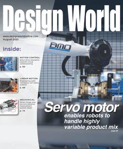 Design World - August 2021