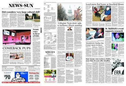 Lake County News-Sun – April 12, 2018