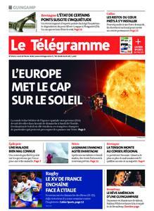 Le Télégramme Guingamp – 10 février 2020