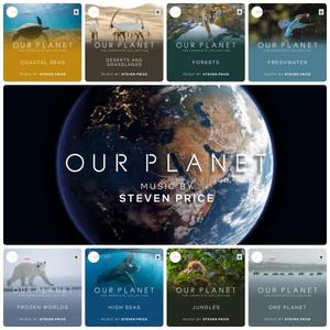 Steven Price - Our Planet Collection (2019) [Official Digital Download]
