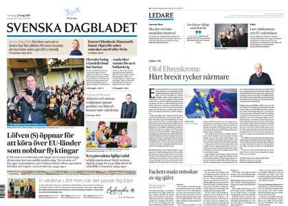 Svenska Dagbladet – 23 maj 2019