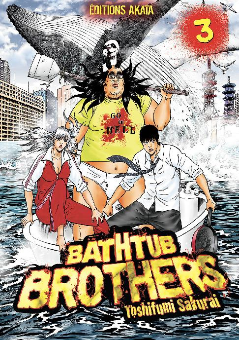 Bathtub Brothers T03