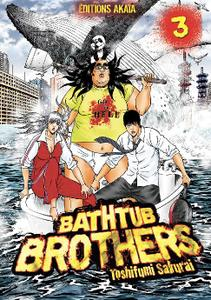 Bathtub Brothers T03
