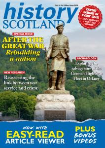 History Scotland - May-June 2019