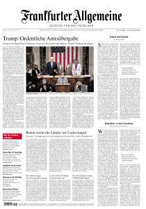 Frankfurter Allgemeine Zeitung - 8 Januar 2021