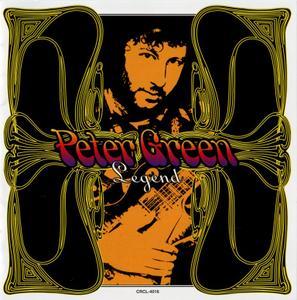 Peter Green - Legend (1988) {1997, Japan 1st Press}