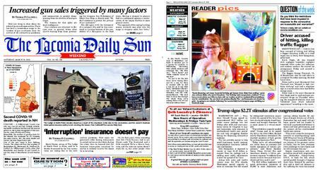 The Laconia Daily Sun – March 28, 2020