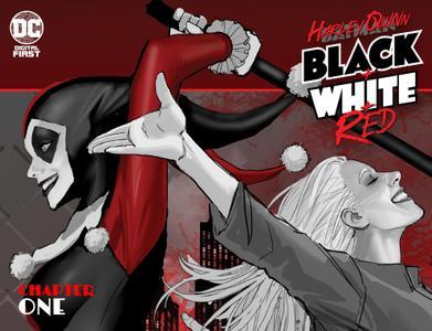 Harley Quinn Black + White + Red 001 2020 digital Son of Ultron