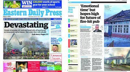 Eastern Daily Press – February 07, 2018