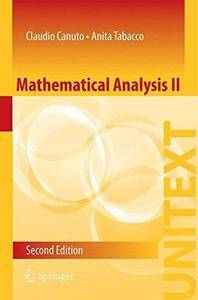 Mathematical Analysis II (Repost)