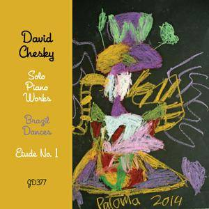 David Chesky - Brazil Dances (2015) [Official Digital Download 24bit/96kHz]