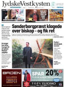 JydskeVestkysten Sønderborg – 09. november 2018