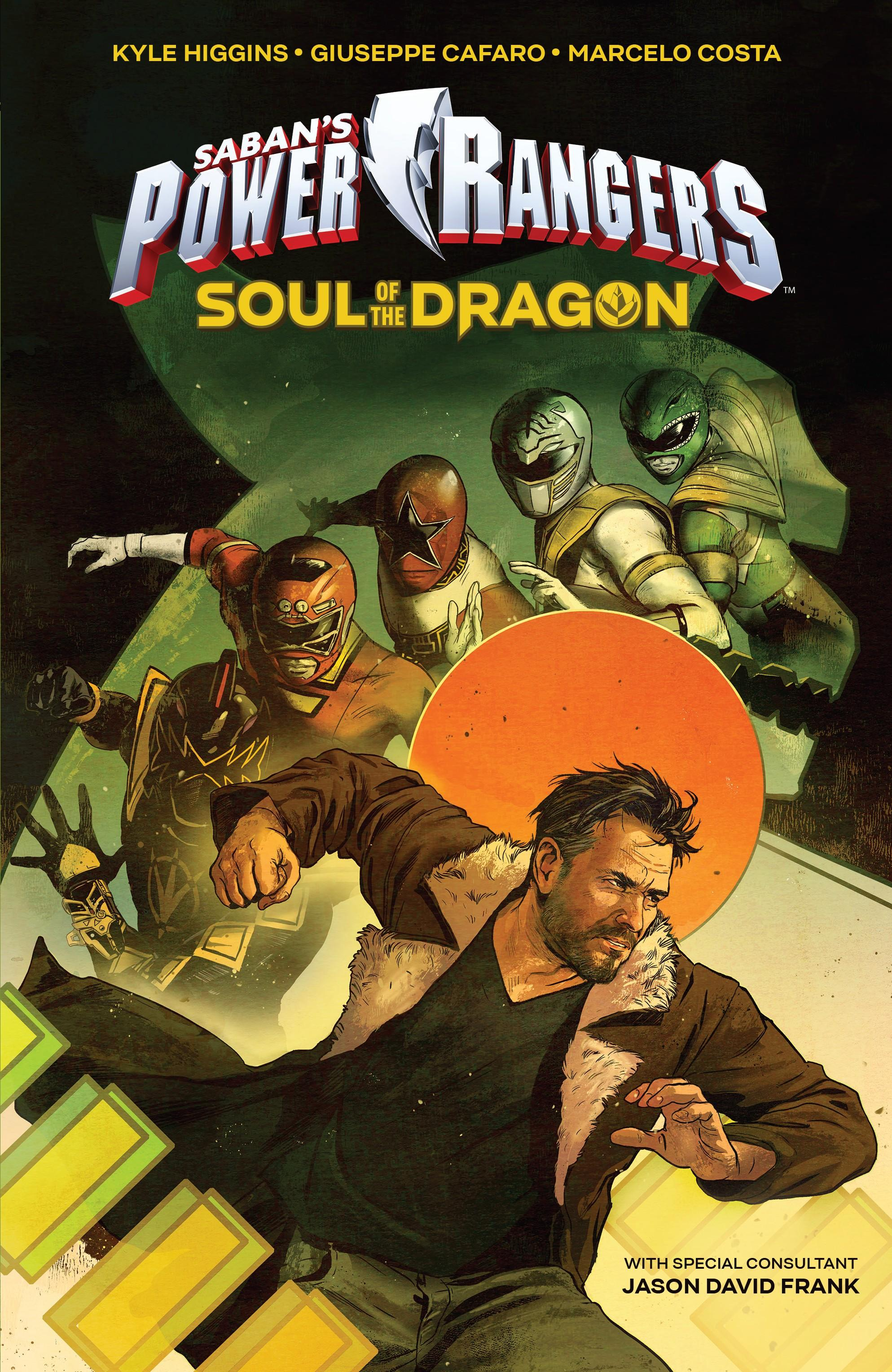 Saban's Power Rangers Original Graphic Novel - Soul of the Dragon (2018) (Digital) (Kileko-Empire