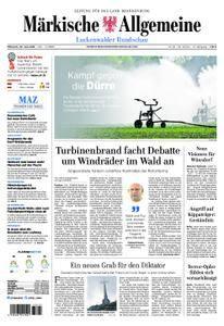 Märkische Allgemeine Luckenwalder Rundschau - 20. Juni 2018