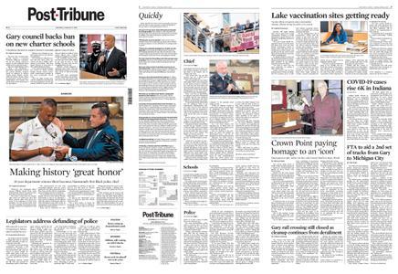 Post-Tribune – January 09, 2021