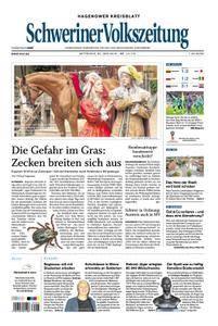 Schweriner Volkszeitung Hagenower Kreisblatt - 20. Juni 2018