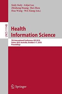 Health Information Science: 7th International Conference, HIS 2018