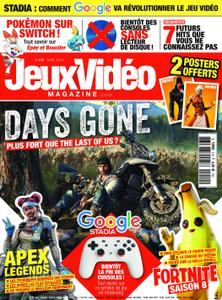 Jeux Vidéo Magazine - avril 2019