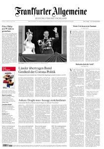 Frankfurter Allgemeine Zeitung - 10 April 2021