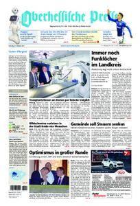 Oberhessische Presse Marburg/Ostkreis - 21. Oktober 2017