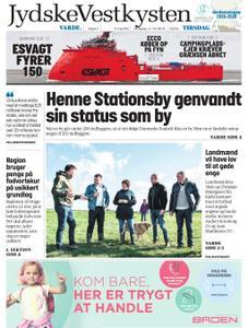 JydskeVestkysten Varde – 12. maj 2020