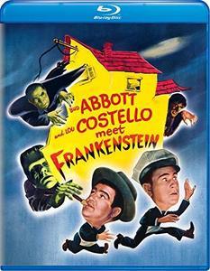 Bud Abbott and Lou Costello Meet Frankenstein (1948) + Extra