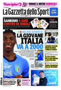 La Gazzetta dello Sport – 23 marzo 2019