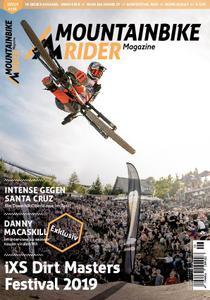 Mountainbike Rider – Juli 2019