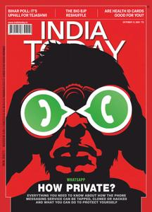 India Today - October 12, 2020