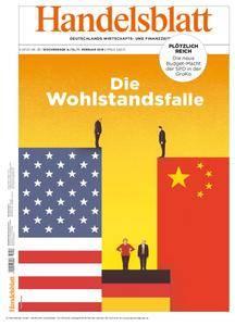 Handelsblatt - 09. Februar 2018