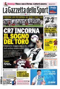 La Gazzetta dello Sport Roma – 04 maggio 2019