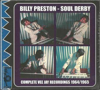 Billy Preston - Soul Derby: Complete Vee Jay Recordings 1964-1965 (2003) {Vampi Soul} **[RE-UP]**