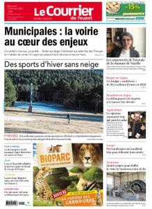 Le Courrier de l'Ouest Nord Anjou – 12 février 2020