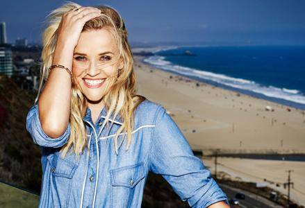 Reese Witherspoon by Matthias Vriens-McGrath for  Women's Health October 2016