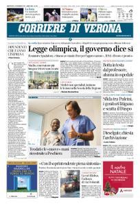 Corriere di Verona – 11 dicembre 2019